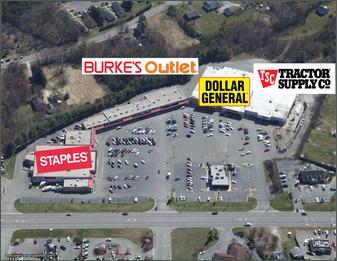 Forrest Oaks Shopping Center