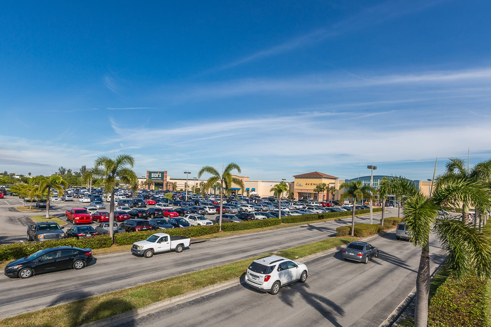 Fort Myers Fl Page Field Commons Retail Space Surrey Equities